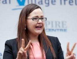 Caroline McGrotty, external consultant